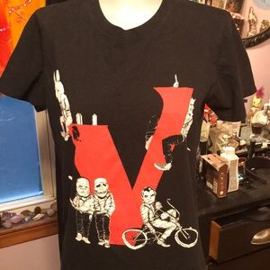 Tops - Queens of the Stone Age band t-shirt size small